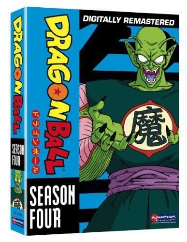 Dragon Ball: Season 4 Not Available Funimation! Unidisc 26514943 Anime / Japanimation