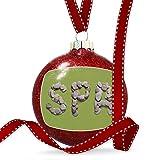 Christmas Decoration Spa Spa Stones Rocks Ornament