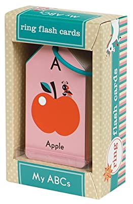 Animal Abcs Ring Flashcards by Mudpuppy