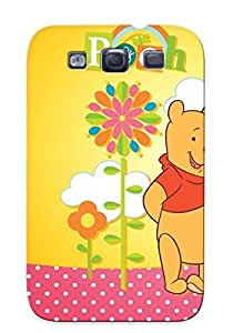 Cute Appearance Cover/tpu CASSYnf361PJKnz Winnie The Pooh Winnie The Pooh Case For Galaxy S3