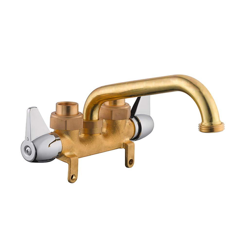 Design House 545749 Laundry Faucets, Brass by Design House