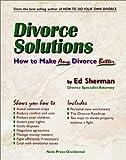Divorce Solutions, Ed Sherman, 0944508464