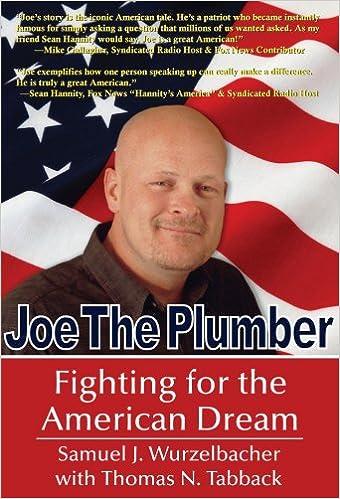 Amazon com: Joe the Plumber: Fighting for the American Dream