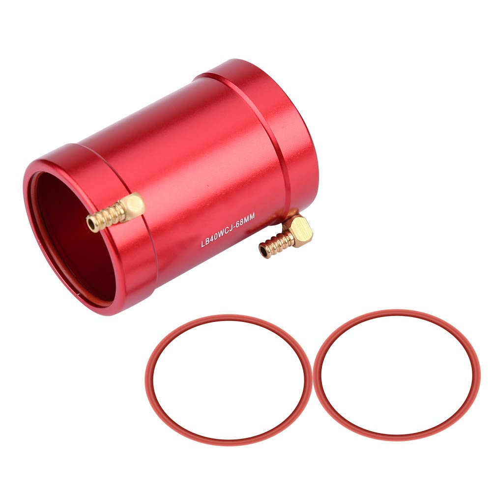 RC Model Boat Accessory Metal Durable Parts 40mm-68mm Motor Water Cooling Jacket
