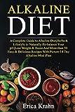 Best Alkaline Diet Books - Alkaline Diet: A Complete Guide to Alkaline Diet,Herbs Review