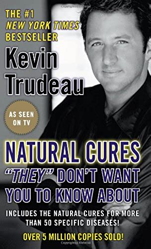 "Natural Cures """"They"""" Don't Want You To Know About"