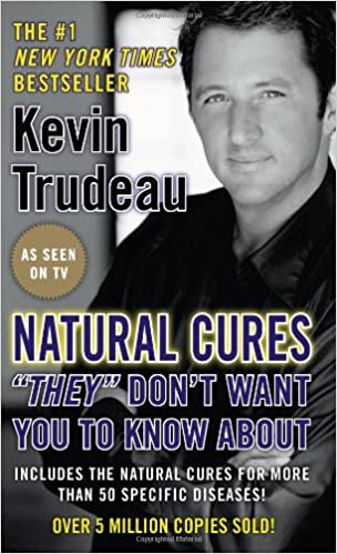 Image result for kevin trudeau natural cures