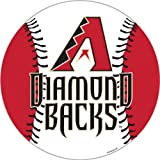 MLB Arizona Diamondbacks 12-Inch Vinyl Magnet