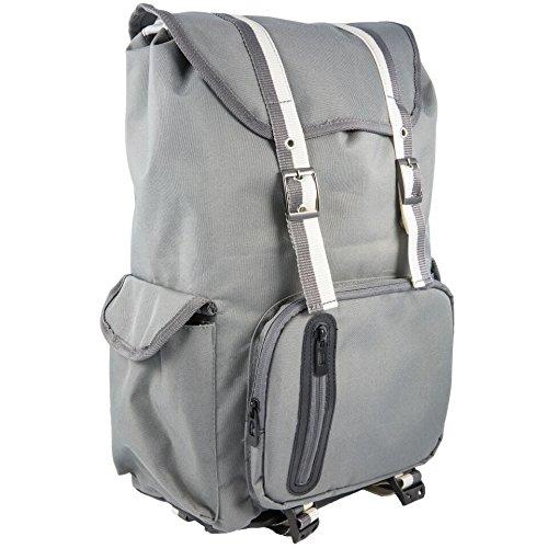 The Cindy by j/fit - Yoga Mat Bag - Dark Grey (J Fit Yoga Mat Shoulder Tote)