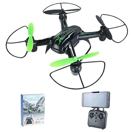 Angel Drone con Camara HD Drone 2.4G 6 Axis Modo sin Cabeza ...