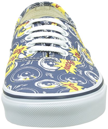 Herren Vans Blau Freshness Boom True City UA Authentic White Sneakers rR6rqd