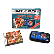 Bakugan Game and Case - Nintendo DS