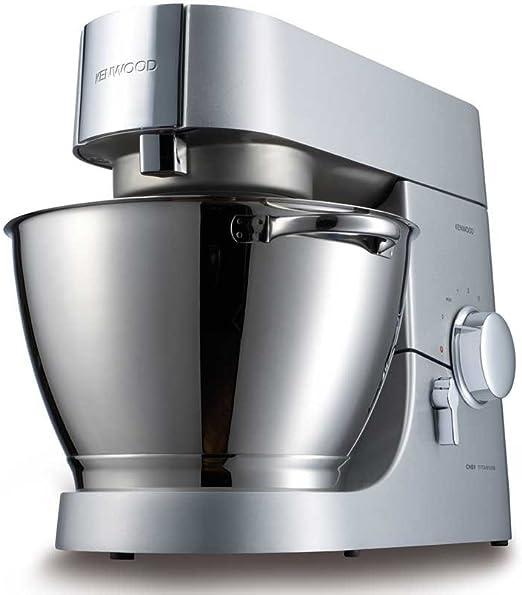Kenwood KMC010 - Robots de cocina, 1400 W, color plateado: Amazon ...