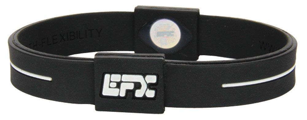 ツールス(TOOLS) イーエフエックス(EFX) リストバンドスポーツ 4001567-1 B0032LO6W2 Black&White Medium Medium Black&White, ベジフルプラザ ed44fd23