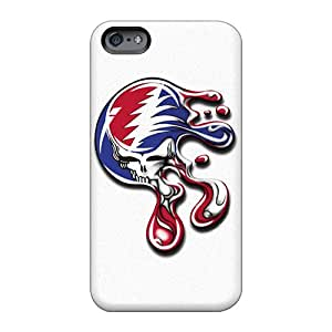 Apple Iphone 6s Plus DXA945jqgQ Custom Stylish Grateful Dead Image Shock Absorption Hard Cell-phone Cases -TammyCullen