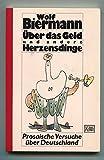 Ueber das Geld and andere Herzensdinge 9783462020915