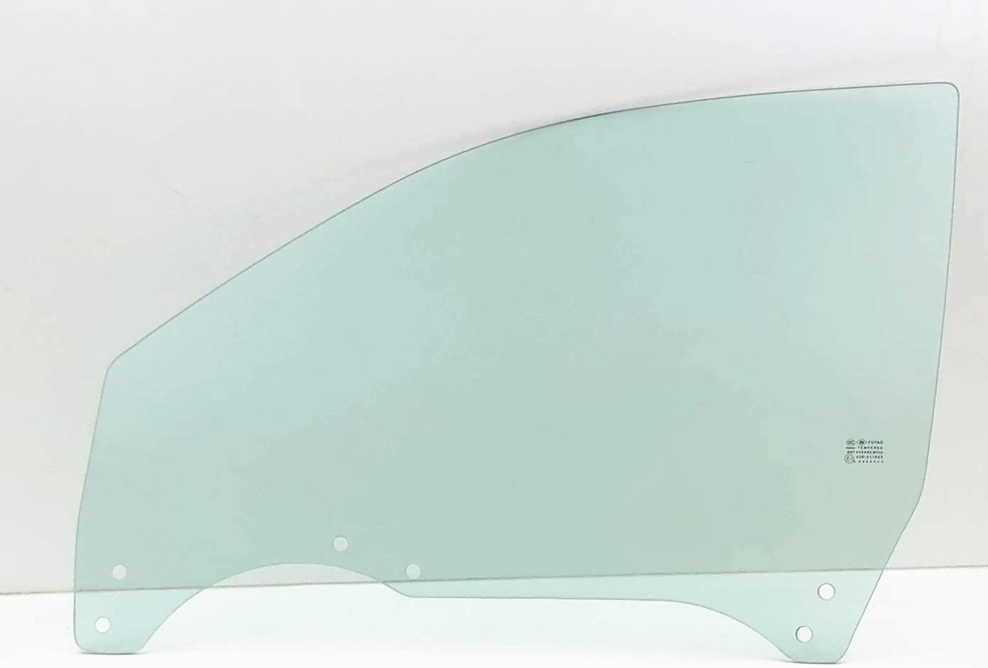 NAGD Compatible with 2000-2004 Subaru Legacy /& Outback 4 Door Sedan//Wagon Driver Side Left Front Door Window Glass