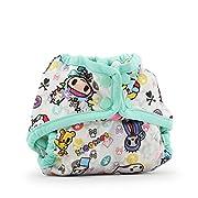 Rumparooz Newborn Cloth Diaper Cover Snap, tokiBambino - Sweet