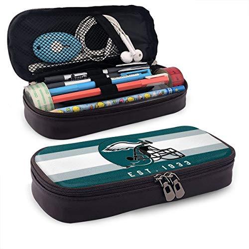 Sorcerer Design Philadelphia Eagles Pencil Case PU for sale  Delivered anywhere in USA