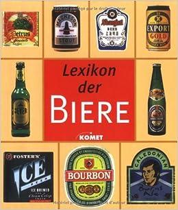 Book Lexikon der Biere