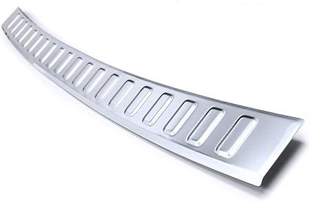 Tuning Art Bl973 Ladekantenschutz Mit Abkantung Für Kia Sorento 3 Farbe Silber Auto