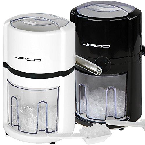 Manuelle Eiscrusher Maschine Eismaschine Eiswürfelmaschine in 2 verschiedenen Farben