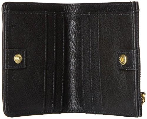 Fossil Black Caroline Wallet Mini Rfid rqRT6rwa