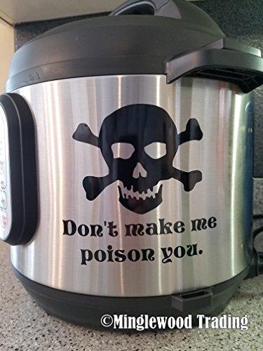 Don't Make ME Poison You 5