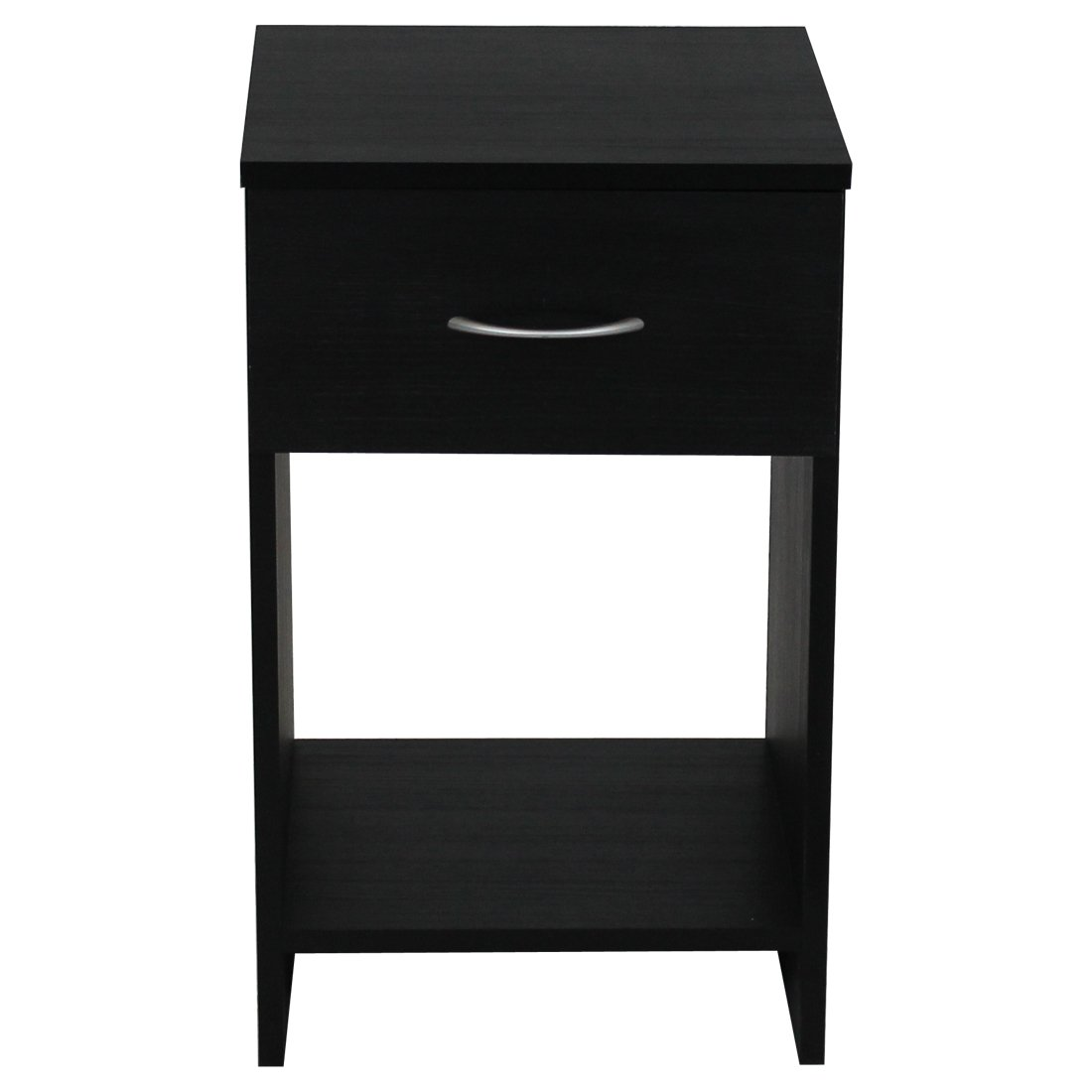 Small Black Bedside Table Home Design