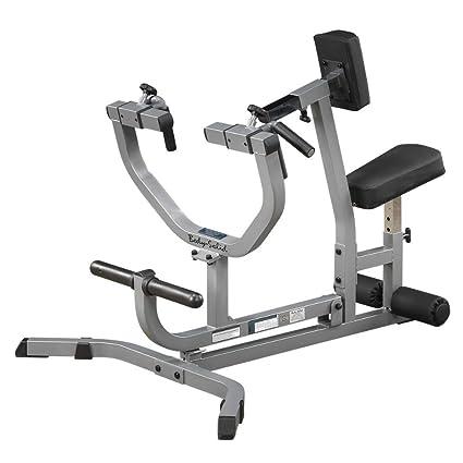Amazon Com Body Solid Seated Row Machine Gsrm40 Exercise