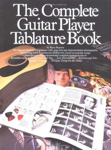 Complete Guitar Player Tablature Book (Complete Guitar Player - Guitar Tablature Player