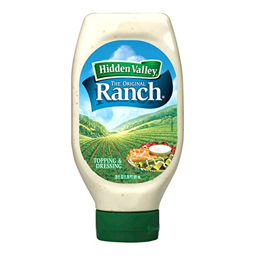 Hidden Valley The Original Ranch Dressing, 20 Ounce (Pack of ()