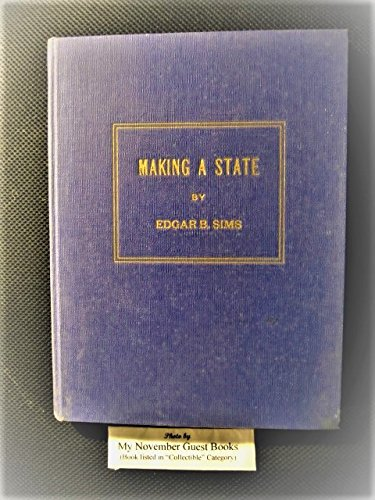 Making a State : formation of West Virginia,