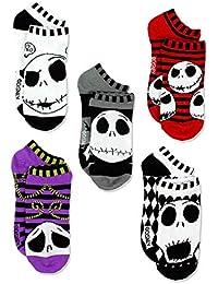 The Nightmare Before Christmas Womens Multi Pack Socks...