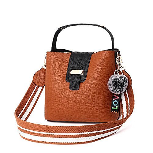 Kaxima Woman Sweet Mode Sac à main avec sac à bandoulière D