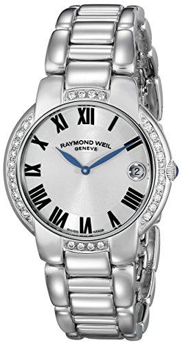 Raymond Weil Women's 5235-STS-01659 Analog Display Swiss Quartz Silver Watch ()