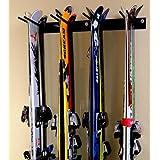 Ski Storage Racks | Amazon.com | Storage & Home Organization ... on hooks for garage, ski rack plans, ski roof rack, ski boot storage, fishing racks for garage, ski wall rack, board racks for garage, hardware for garage, ski wine rack, ski hangers wall mount, ski and snowboard storage, ski coat rack, bike for garage, ski rack in mudroom, ski display, diy surfboard racks for garage, winches for garage, drawers for garage, storage benches for garage, ski rack ideas,