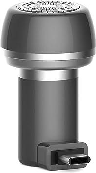 Navaja de afeitar portátil magnética con ventosa USB tipo C ...