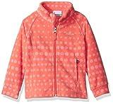 #7: Columbia Girls' Benton Springs II Printed Fleece