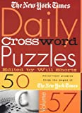 Daily Crossword Puzzles, New York Times Staff, 0312281706