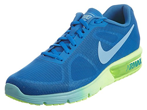 Nike Womens Air Max Sequent Scarpa Da Corsa # 719916-406 (6.5)