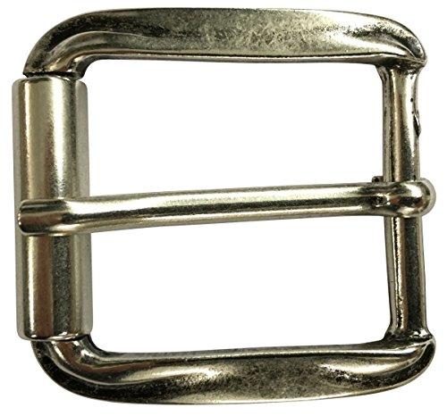 Gürtelschnalle Gürtelschliesse Buckle Damen /& Herren für 4 cm Wechselgürtel