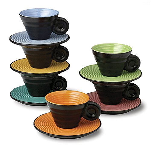 Buy espresso cups and saucers