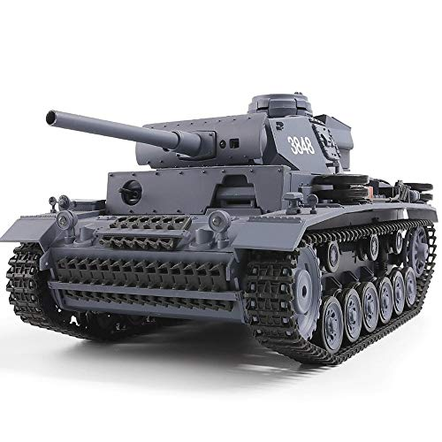 Tletiy 1:16 Scale Germany Military Remote Control Panzer, used for sale  Delivered anywhere in Canada