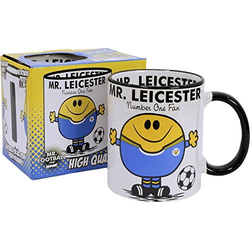 (Pop Art Products Leicester City Mug Football United Soccer Gift Idea Coffee Tea Cup)