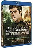 Pack El Corredor Del Laberinto + El Corredor Del Laberinto: Las Pruebas [Blu-ray]