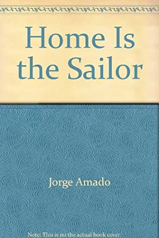 book cover of Home is the Sailor