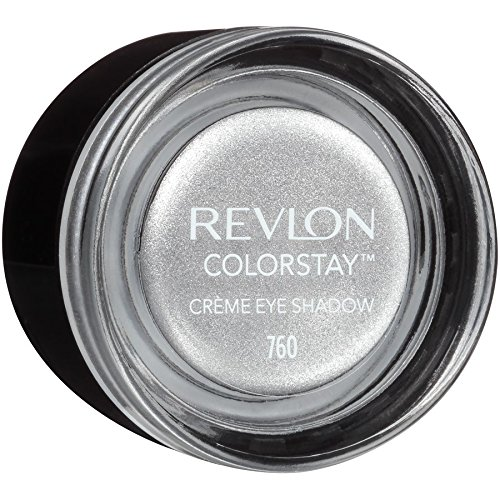 Revlon ColorStay Crème Eye Shadow, Earl Grey (Gray Color Shadow)