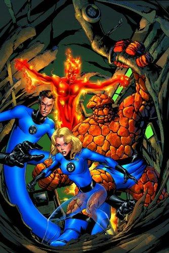 Read Online Fantastic Four by J. Michael Straczynski, Vol. 1 pdf