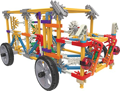 51TDkssiolL - K'NEX Imagine – Power and Play Motorized Building Set – 529 Pieces – Ages 7 and Up – Construction Educational Toy